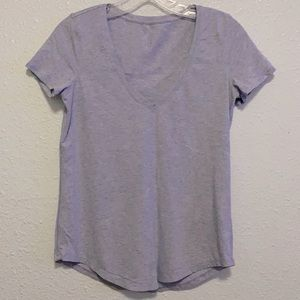 Lululemon short sleeve v neck t-shirt
